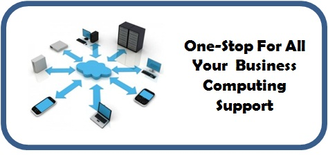 One stop for all your business computing support and business computer repair